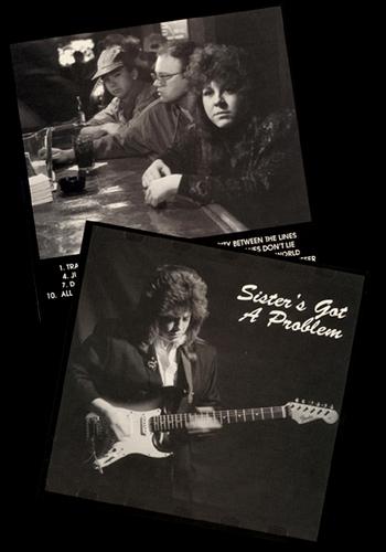 Kelly Richey Band, Sister's Got a Problem, 1994 (Photos by Kopana)