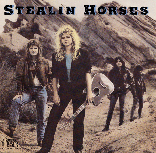 self titled, Stealin Horses