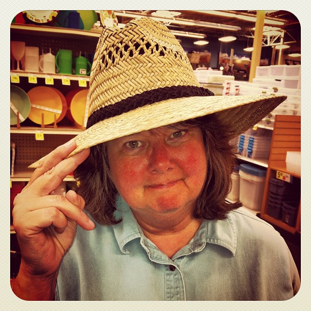 straw hat season (instagram)