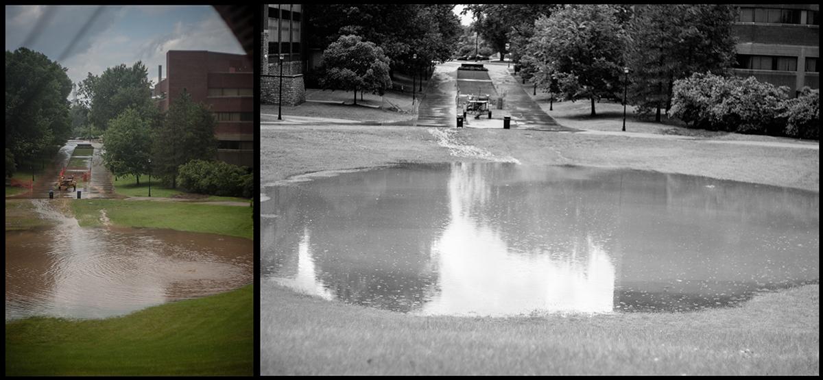 originally a pond again