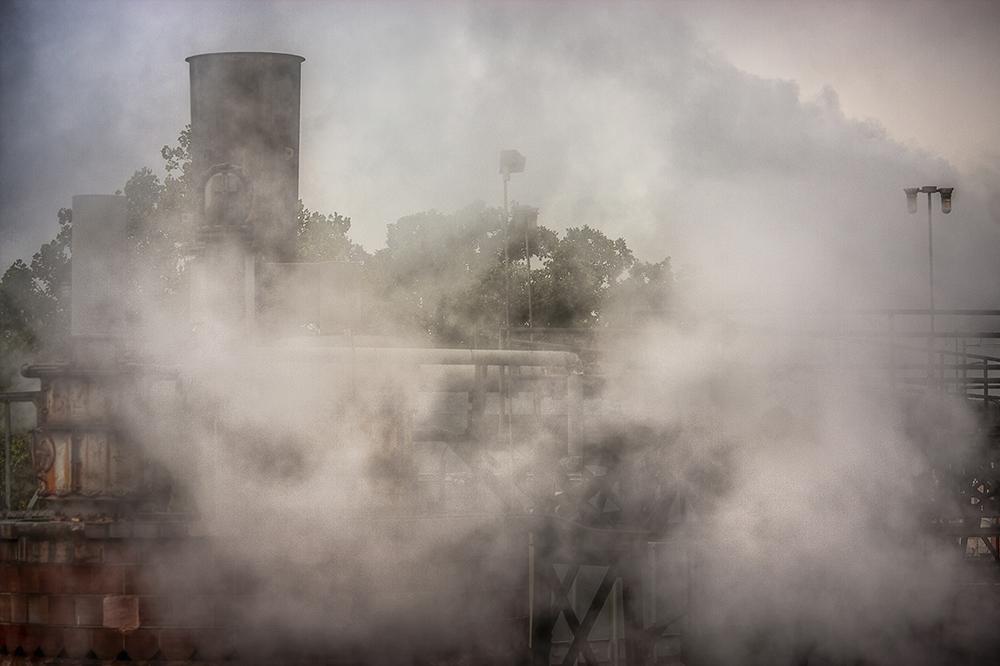 coal steam