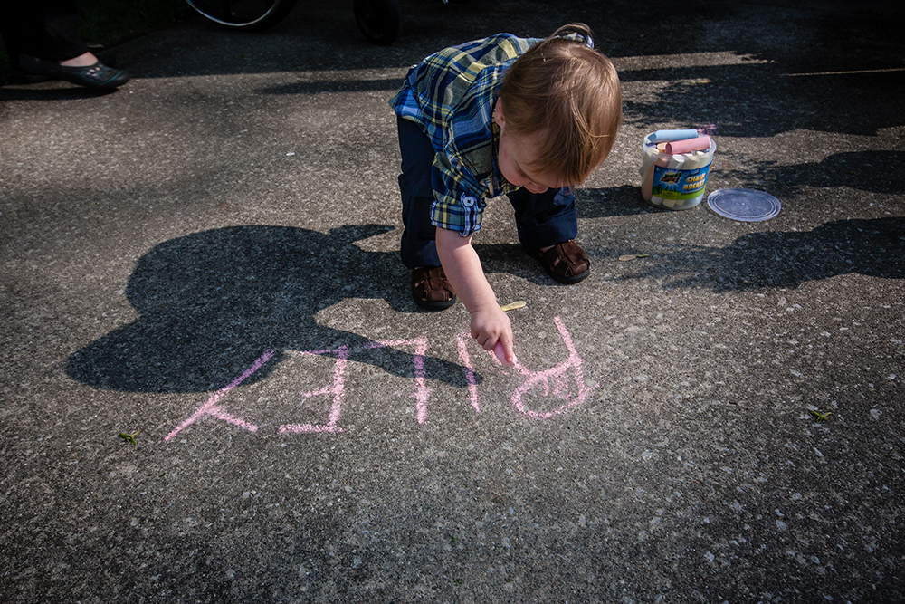 learning to spell