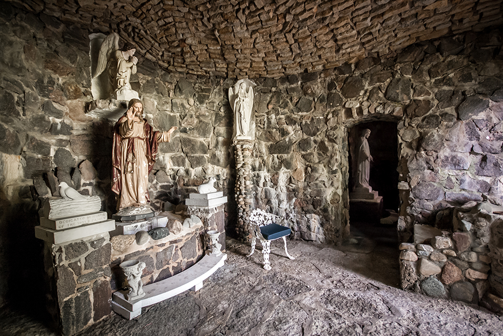 grotto of prayer