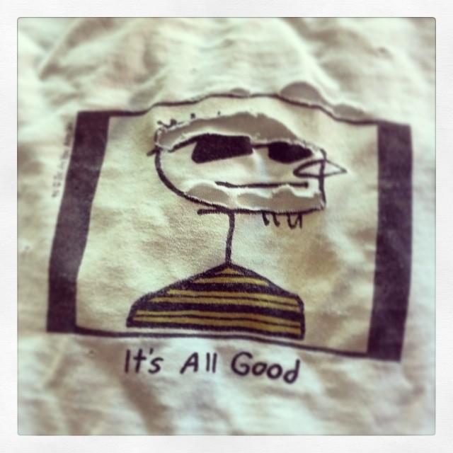 it's all good (instagram)