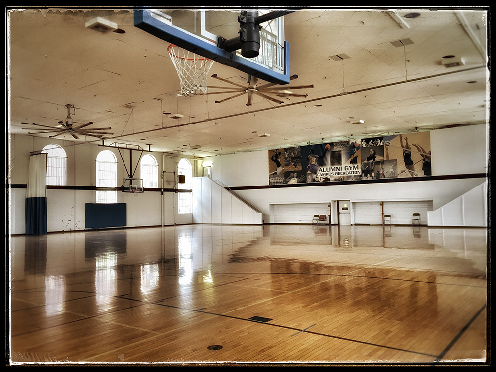 the old gym